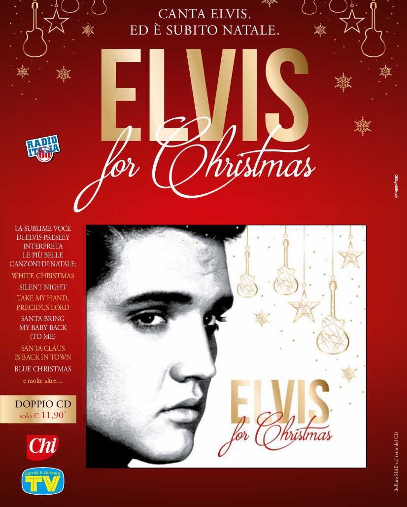 ELVIS FOR CHRISTMAS
